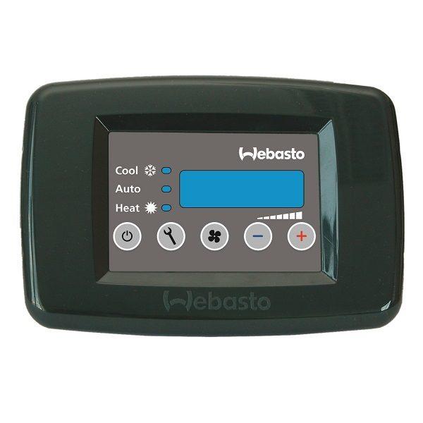Digital Control Panel : Webasto digital control panel technautical gr